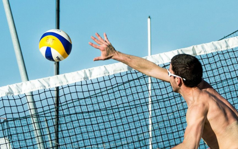 Volley ball should be encouraged at all levels